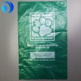 Пластичный устранимый цветастый мешок отхода собаки