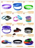 Promotional Fashion Embossed Bracelet Promotion Wristband Silicone