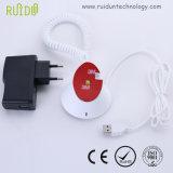 Antirrobo escamoteable Mostrar el teléfono móvil Cable de seguridad