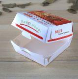Het vouwbare Vakje van de Hamburger van het Document van de Container van het Document van de Hamburger van het Vakje van de Verpakking van het Voedsel