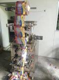 Machine à emballer liquide détergente de sachet de machine à emballer de sauce tomate de ketchup de Wasabi de crème de l'eau d'huile de lait de miel de gelée de jus de fruits de sauce soja à sauce à haricot