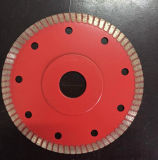Tile, Ceramics, Diamond Saw Blade Hot Pressed를 위한 최고 Thin 터보 Fine Diamond Cutting Blade
