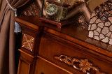 Camino domestico antico approvato di legno della decorazione della mobilia del Ce