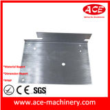 Fabricación de China que estampa el corchete del metal de hoja
