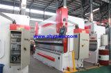 Машина скоросшивателя CNC Estun E200 p гидровлическая