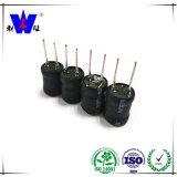 Inducteur de faisceau de tambour de ferrite d'inducteur de la bonne qualité Dr9*9