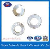 65mn Zinc bleu SN70093 contact la rondelle avec l'ISO