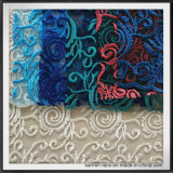 女性のためのDress古典的な網の刺繍のレース