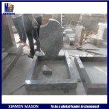 De goedkope Grafsteen van het Graniet van Mandalay voor Verkoop