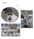 Fraiseuse de commande numérique par ordinateur de profil en aluminium de 4 axes