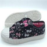 Hotsaleはからかうキャンバスの注入の靴の偶然の製靴工場(HH1206-5)を