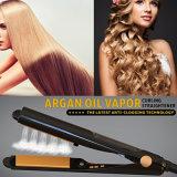 Raddrizzatore e bigodino di ceramica dei capelli del vapore di capelli delle strumentazioni professionali del salone