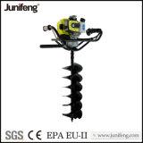 Herramientas picadoras de gas calientes de la mano del orificio de poste de la venta 63cc