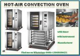 Elektrischer stehender Handelsberufshersteller-Luxuxdrehofen-Ofen mit Cer