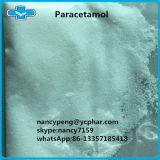 99.4% Polvo sin procesar del paracetamol estándar de USP