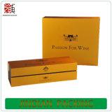 고품질 형식 주문 마분지 포도주 상자, 물결 모양 판지 상자, 물결 모양 상자