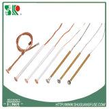 Empresa de fabrico do tipo K de alta tensão no fio fusível de cobre com a produção de cabeça de botão em lote