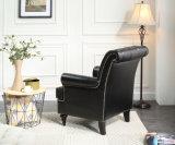 ホーム家具PUの居間のための革ソファーの椅子