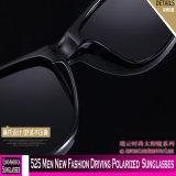 525 homens novos óculos polarizados de condução de moda