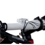 2 zusätzliche Lichter für Fahrrad mit kundenspezifischem Firmenzeichen