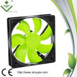 Ventilador de refrigeração Output 120X120X25 da cor verde da alta qualidade venda quente