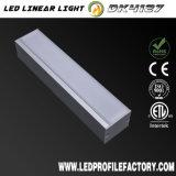 알루미늄 L 채널, 알루미늄 LED 주거, 까만 알루미늄 채널