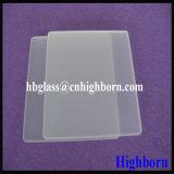 Scheda di vetro di quarzo fuso di resistenza termica 500*500mm