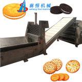 Completo de Chocolate Máquina de biscoito Sandwiching Automática