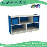 La maternelle organisé les jouets en bois blanc Cabinet (HG-5502)