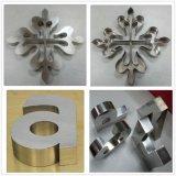 Dobladora de aluminio de la carta de canal de acero inoxidable del metal de hoja del sistema doble automático del servocontrol