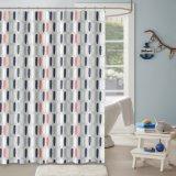 新しいデザイン浴室の製品のための顧客用卸し売りシャワー・カーテン