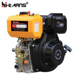 Moteur diesel avec le filtre à air de Bath d'arbre à cames et de pétrole (HR188FASE)
