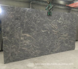 Clouded Juparana/Sand Wave Granite for Flooring Tiles and Slabs