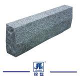 Margelle flambée normale chinoise grise de pierre de route de bord de machines à paver du granit G603