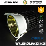 Ty23 5W 12W 30W COB LED Downlight Mini LED Downlight Harga Lampu Downlight GU10