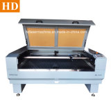 Machine de découpe laser de tissu 1610t