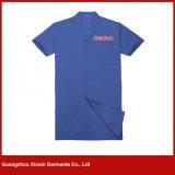 Combinaison fonctionnante de chemise courte faite sur commande pour l'été (W289)