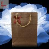 El regalo del oro de Cusotmized empaqueta al por mayor con la maneta