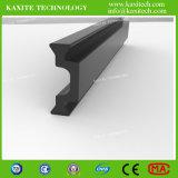 Polyamid-thermische Isolierungs-Streifen der Form-C 20mm vom Form-Strangpresßling
