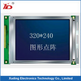 LCD het Wit van het Scherm op Blauwe LCD van de MAÏSKOLF van het Karakter Vertoning