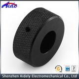 Peças de maquinaria de trituração do CNC da liga de alumínio do metal da ferragem para médico