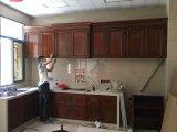 Gabinete de alumínio com design moderno conjunto de alumínio de armários de cozinha