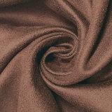 Tessuto della pelle scamosciata lavorato a maglia Doppio-Lato per il sofà di Uphostery della mobilia dell'indumento