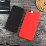 Sensibles al calor térmico suave caso Teléfono de inducción para el iPhone 7 Más