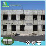 Prédio de isolamento térmico Materia do Painel da Parede do tipo sanduíche de EPS para o edifício alto