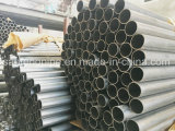 Pipe soudée étirée à froid de l'acier inoxydable 304 de fabrication