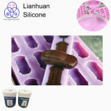 Используйте Lianhuan РТВ БГ-2 резиновые сделать Food-Safe силиконового герметика пресс-форм