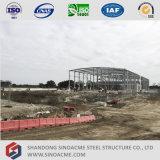 Высокое современное здание из сборных конструкций Sinoacme стали структуры химический завод