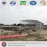 Sinoacmeは高層鉄骨構造の化学製品工場を組立て式に作った
