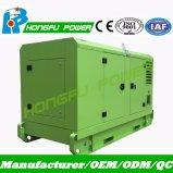 Eerste Diesel die 182kVA van de Macht 145kw Elektrische Geluiddichte Generator door de Motor van Cummins wordt aangedreven